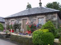 Ein Cottage in Luss