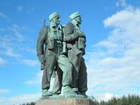 Spean Bridge Commando Memorial