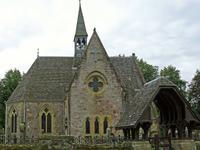 Kirche in Luss