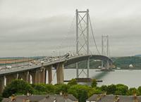Edinburgh - Forth Road Bridge