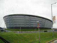 Glasgow neueste Konzert- u. Veranstaltungshalle
