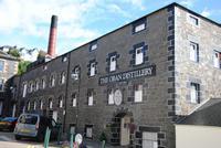 Distillery von Oban
