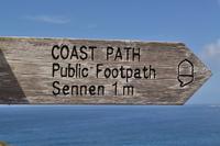 Von Sennen Cove nach Land's End