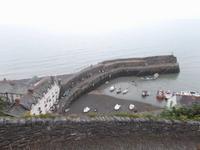 Hafen von Clovelly
