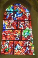 028 Chichester, Kathedrale mit Chagall-Fenster