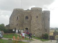 Ypres-Castle, die Burg von Rye