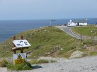 Lands End mit First and Last Inn