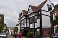 Rundgang im mittelalterlichen Rye