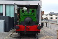 104 Bristol, Hafenbahn