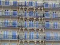 Hotelarchitektur in Brighton