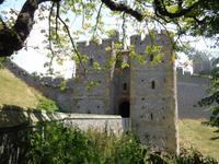 Arundel Castle Detail