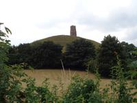 Der Glastonbury Tor