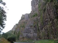 In der Cheddar Gorge