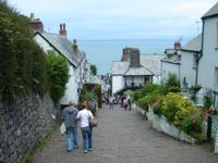 In Clovelly