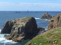 Küstenwanderung Land's End