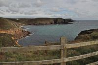 Wanderung Porthcurno - Land's End
