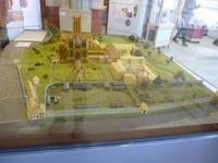 Glastonbury Abbey Modell