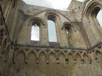 Ruinen der Abtei Glastonbury