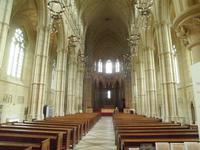 In der Kathedrale von Arundel