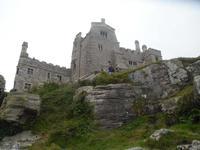 Castle auf St. Michaels Mount