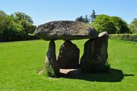 Südengland - Dartmoor - Spinster's Rock
