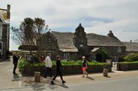 Südengland - Cornwall - Tintagel - Old Postoffice