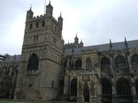 Exeter Cathedrale