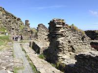 Tintagel Ruine