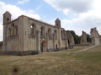 In der Abtei von Glastonbury