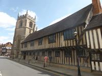 Stratford upon Avon - Guildhall