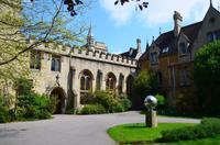 033 Oxford,  Balliol College