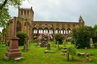 366 Borders, Jedburgh Abbey