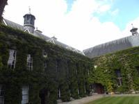 Oxford College, Innenhof