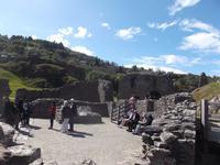 Urqhardt Castle am Loch Ness