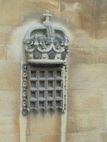 Windsor Castle, Detail an der Georgskapelle