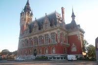 Rathaus Calais mit