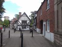 Warwick, Altstadt