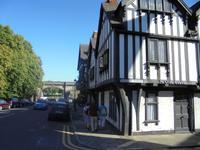 Fachwerkhaus in Chester