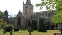 038 Stratford - in St.Trinity liegt Shakespeare begraben