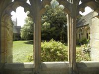 Oxford - im New College