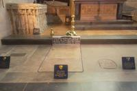 Shakespeare-Grab in der Holy-Trinity-Church in Stratford