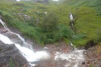 Wasserfall, Glencoe