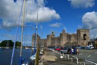 222 Caernafon Castle