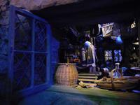 Warner Bros. Studios - Hagrids Hütte