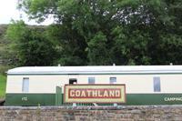 Goathland Schild
