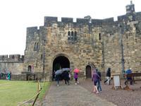 110 – Alnwick Castle
