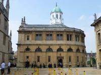 Oxford - Sheldonian Theatre