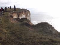 Klippe von Beachy Head