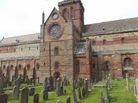 St.Magnus-Kathedrale, Kirkwall, Orkney-Inseln