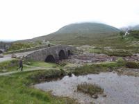 Brücke von Sligeachan, Skye
